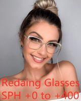 선글라스 로즈 골드 CET 아이 여성 안경 읽기 컴퓨터 아이 워드 품질 합금 광학 프레임 레이디 안티 파란색 빛 안경 할당 근시 유리