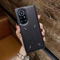 iPhone 12 12pro 11 11PRO MAX XS XR XSMAX 7 8プラス高品質レザーTPU携帯電話カバーHuawei Mate40 Mate 30 P40 Pro