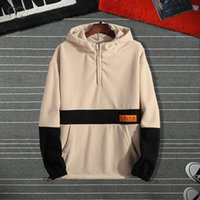Fashion Fleece Men Hoodies Warm Hip Hop Casual Sweatshirt St...