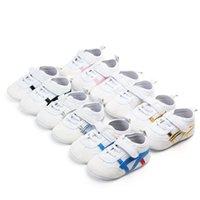 حذاء طفل ولاد الأزياء بو الجلود أحذية رياضية الفتيات لينة الوحيد 0-1 سنة طفل أول مشوا