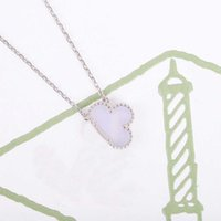 S925 silver flower pendat necklace with light purple jade for women wedding jewelry gift PS4233
