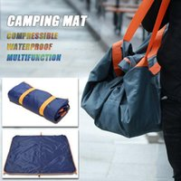 Outdoor Pads Sell 145*145cm Waterproof Camping Pad Beach Mat Picnic Easy To Carry