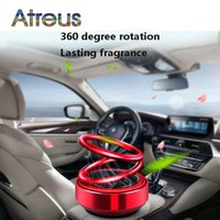 Car Air Freshener Perfume Seat Solar Auto Rotation For Focus 2 Fiesta Ranger Mondeo 4 Kuga Megane 3 Clio Duster Captur