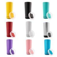 11 colori 18 once di sublimazione tazza di musica tazza in acciaio inox tumbler con altoparlante portatile bicchieri wireless