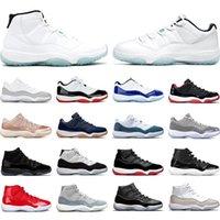 جديد 11 11 ثانية كونكورد 45 البلاتين تينت الرجال النساء أحذية كرة السلة كاب و ثوب رياضة الأحمر غاما الأزرق الرياضة المدرب رياضة الانترنت بيع