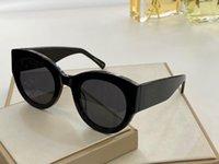 Sunglasses For Men and Women Summer style 4353 Anti-Ultraviolet Retro Plate Plank Oval Full Frame fashion Eyeglasses Random Box