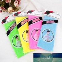 30*90cm Novelty Multi Colors Salux Nylon Japanese Exfoliating Beauty Skin Bath Shower Wash Cloth Towel Back Scrubbers ZZA1566