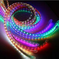 Tiras LED tira luz AC 220 V Volt Flexible Ledstrip 220V impermeável IP67 fita fita sala de estar cozinha plugue de energia ao ar livre