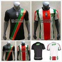 2021 2022 Filistin Futbol Forması Ev Siyah Beyaz Özel Ad Numarası Futbol Gömlek