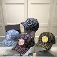 Luxurys 2021 패션 디자이너 야구 모자 클래식 망과 여자 커플 모자 고품질 코튼 원단은 모든 계절에 착용 할 수 있습니다.