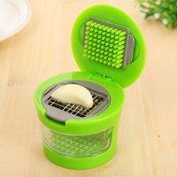 Garlic Press High Quality Kitchen Supplies Practical Home Kitchen Tool Kit Vegetable Cutter Hand Press EWD6860