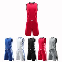 Prefessional Men Basketball Jersey Uniforms Kits Sports Clothes Kids Basketball Running Sport Suit Customized College Tracksuit