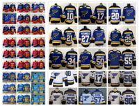 2021 Champions St. Louis Blues Hockey Jerseys Mens Ryan O'Reilly Jersey Binnington Vladimir Tarasenko Brayden Schenn David Perron Colton Parayko Torey Krug