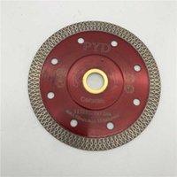 톱날 터보 4.5 인치 (115 mm) 도자기 세라믹 타일 대리석 절단 블레이드 디스크 커터 다이아몬드 디스크 내부 구멍 22.23 mm 또는 5 / 8-11 8FVG