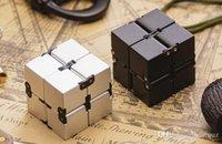 Cubo de descompresión ilimitado Fidget Cube Decompression Flip Fist Fist Fist Presión anti-irritable Juguetes