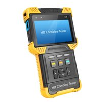 4.0インチHDコンバインIPカメラCCTVテスターサポートアナログ+ AHD + TVI + IPC POE TDRテスト付き