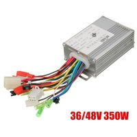 350W 36V 48V DC 6 MOFSET Brushless Controller E-bike   E-scooter   Electric Bicycle Speed Controller (simple) Motor Controller