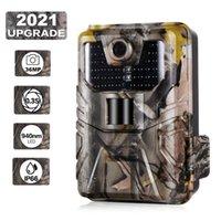 30MP 2.7K Wildlife Trail Camera Wireless Hunting Cameras HC900A PhotoTraps Night Vision Tracking Cam Surveillance