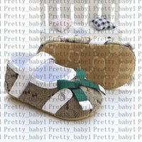 Kinder erster Wanderer Frühling und Herbst Babyschuhe Bowknot Neugeborenen Mädchen Infant Prewalker Turnschuhe Schuh Großhandel