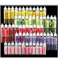 12pcs Set Nail Accessories Stickers Art Decorations Bling Glitter Manicure Design For Nails Colorful Supplies Jewelry1