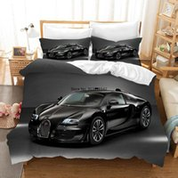 Bedding Sets Extreme Motorsport Digital Printed Duvet Cover With Pillowcase Bedroom Decorative Single Double Full Queen King Size