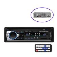 Auto Audio Radio Stereo Player Digital Bluetooth MP3 60WX4 FM Music USB / SD mit in dash AUX-Eingang