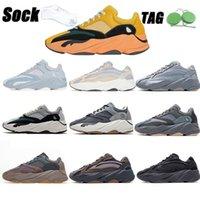 ثابت عاكس 700 v2 الاحذية للرجال تنفس الجمود تيفرا الصلبة رمادي فائدة السود السود النساء الرياضة المدربين أحذية رياضية يورو 36-45