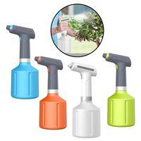 Electric Plant Spray Bottle Automatic Watering Fogger USB Electric Sanitizer Sprayer Hand Watering Machine Plants GardenTool