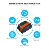 VGate ICAR2 ELM327 OBD2 Bluetooth Elm 327 V2.1 OBD 2 WIFI ICAR 2 Skaner diagnostyczny do Androida / PC / IOS Reader