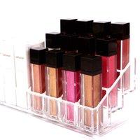 Handaiyan 6 Couleur Gloss Lip Gloss Pigment Pigment Mat Velvet Longue Coupe Non Stick Option Maquillage Lipgloss