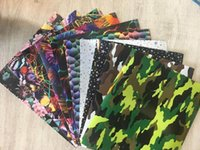 Beautiful Color 10 Sheets 25cmx21cm TPU Heat Transfer Press Machine T-shirt Iron On HTV Printing Window Stickers