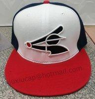 Мужской белый цвет SOX на поле бейсбол для приспособленных шляпы спортивное письмо SOX вышивка высочайшее качество полные закрытые колпачки хип-хоп мода Чапес