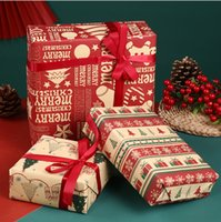 50*70cm christmas Wrapping Paper for party packing papers Decoration Craft Papers Gift Wrap Decorative festival Package-Paper Gift-packing