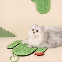 Cat Beds & Furniture Summer Lovely Mat Litter Sand Pet Non-Slip Kitten All Season Sofa Carpet House Home For Pets Cats Dogs Supplies