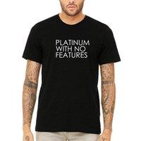 Taş Misky J Cole Platinum Hiçbir özellikli Süper Yumuşak Unisex T-Shirt Tee