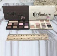 In Stock!Black & white chocolate eye shadow palette 11 colors eye shadow palette Shimmer Matte