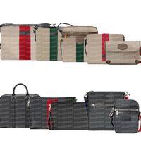 حقيبة الكتف مصمم رسول حقيبة يد أدوات الزينة الحقيبة النساء الفضلات مصممي أكياس 2021 الرجال حقائب crossbody حمل الأعمال التجارية
