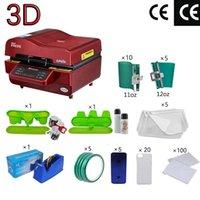 3D Vakuumwärmeübertragungsmaschinen Multifunktionale Sublimationsschalenausrüstung
