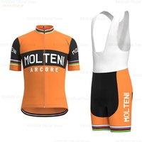 Raudax Erkekler Siyah Bisiklet Jersey Set Kısa Kollu Giyim Suit Hızlı Kurutma Yaz Açık Spor Hombre Yarış Setleri