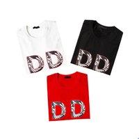 Erkek T Shirt 2021 Yaz Kadın Tasarımcılar Giysileri Moda Rahat Erkekler Giyim Tshirt Kısa Kollu Elbise Tasarımcısı Tee