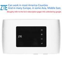 DÉLOCKED ZTE MF920T 4G LTE WIFI MOBILE ROUTER FIL 150MBPS Modem HotSpot 3G