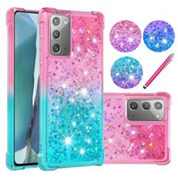 Phone Cases For samsung Galaxy M51 M31 F41 Note 10 20 Ultra lite M60S A81M80S M30s M10 A10 M20 J7 J3 Anti-dirty TPU Protective Shockproof Case Liquid Quicksand Cover