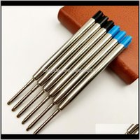 Pens Cross Styles Ink 0Dot5Mm Writing Smooth Ballpoint Pen Refills Gift 0Cp8G 3Dd1V