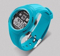 Armbanduhren Sanda Marke Kinderuhren LED digitale multifunktionale wasserdichte outdoor sport für kinder junge mädchen # 331
