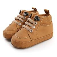أول مشوا الخريف طفلة المضادة للانزلاق أحذية المشي عارضة من 0-18monthsold تصميم خليط أحذية رياضية لينة سوليد