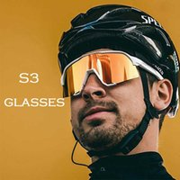 Peter Sagan S3 Riding Glasses Outdoor Sports Sunglasses Mountain Bike Sunglasses Road Bike Riding Glasses TR90 Polarized Glasses X0726