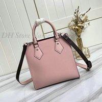 Petit sac plat bb 22cm klassische handtasche monogramme tasche epi leder sholder frauen designer luxurys marke mode kreuz body taschen m58660