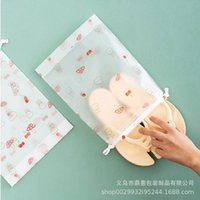 Storage Bags Clear Bag Transparent Waterproof Travel Cosmetic Women Makeup Case Bath Make Up Organizer Toiletry Wash Beauty Kit