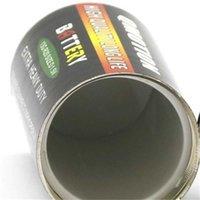 Storage Boxes & Bins Battery Secret Diversion Pill Box Middle Size Herb Tobacco Jar Hidden Money Container 25x49mm Zinc Alloy Stash 4 V9J4