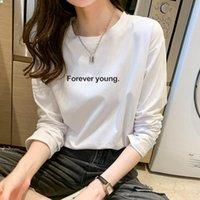 Summer Designers T Shirts High Quality Dress Round collar Women Clothing Female Crop Top Long Sleeves Camisas De Hombre Luxurys T-Shirt Hip Hop Tshirt Male UI244